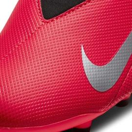 Nike Phantom Vsn 2 Club DF / MG M CD4159-606 football shoes red red 5