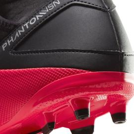 Nike Phantom Vsn 2 Club DF / MG M CD4159-606 football shoes red red 6