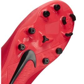 Nike Phantom Vsn 2 Club DF / MG M CD4159-606 football shoes red red 7