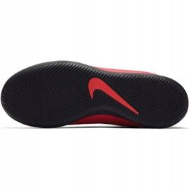 Indoor shoes Nike Phantom Vsn 2 Club Df Ic Jr CD4072-606 red black 5