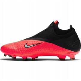 Nike Phantom Vsn 2 Pro Df Fg M CD4162-606 football shoes red red 2