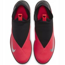 Indoor shoes Nike Phantom Vsn 2 Club Df Ic M CD4169-606 red multicolored 1