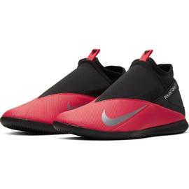 Indoor shoes Nike Phantom Vsn 2 Club Df Ic M CD4169-606 red multicolored 3