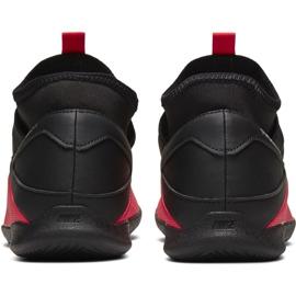 Indoor shoes Nike Phantom Vsn 2 Club Df Ic M CD4169-606 red multicolored 4