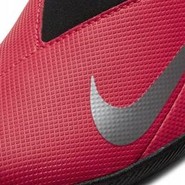 Indoor shoes Nike Phantom Vsn 2 Club Df Ic M CD4169-606 red multicolored 6