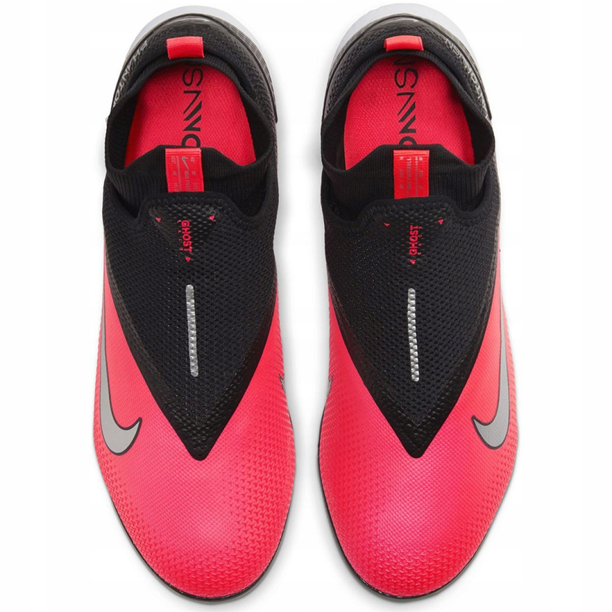 Indoor shoes Nike React Phantom Vsn 2 Pro Df Ic M CD4170-606 red red