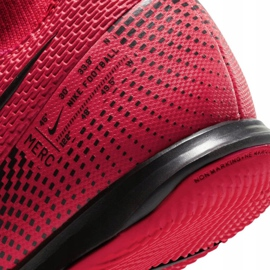 Nike Mercurial Superfly 7 Academy Ic M AT7975-606 indoor shoes red red 2