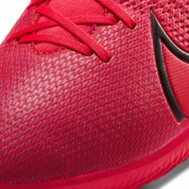Nike Mercurial Superfly 7 Academy Ic M AT7975-606 indoor shoes red red 3