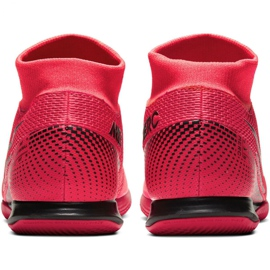 Nike Mercurial Superfly 7 Academy Ic M AT7975-606 indoor shoes red red 7