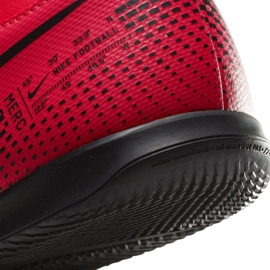 Nike Mercurial Superfly 7 Club Ic M AT7979-606 indoor shoes red red 5