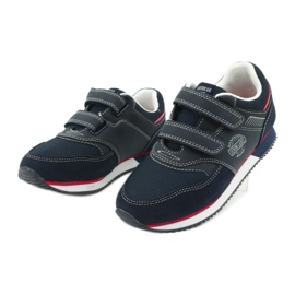 American Club Sport shoes American navy blue RH20 red 3