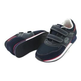 American Club Sport shoes American navy blue RH20 red 5