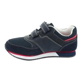 American Club Sport shoes American navy blue RH20 red 2