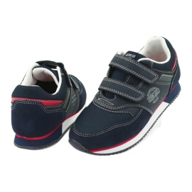 American Club Sport shoes American navy blue RH20 red 4