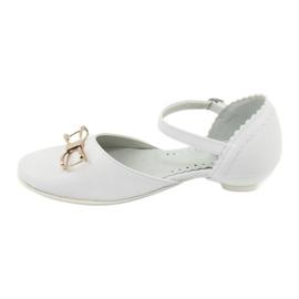 Courtesy ballerina shoes Miko 707 white 2
