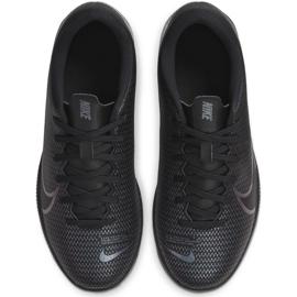 Nike Mercurial Vapor 13 Club Ic Jr AT8169-010 indoor shoes black black 1