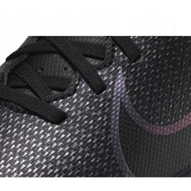 Nike Mercurial Vapor 13 Club Ic Jr AT8169-010 indoor shoes black black 3