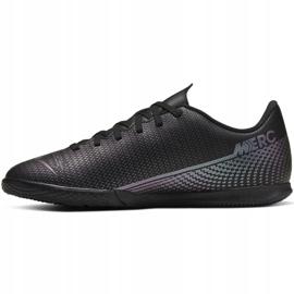 Nike Mercurial Vapor 13 Club Ic Jr AT8169-010 indoor shoes black black 4