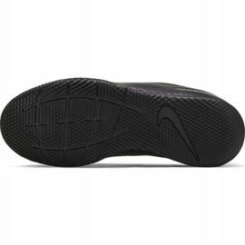 Nike Mercurial Vapor 13 Club Ic Jr AT8169-010 indoor shoes black black 6