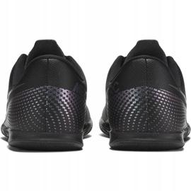 Nike Mercurial Vapor 13 Club Ic Jr AT8169-010 indoor shoes black black 7