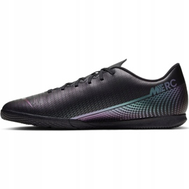 Nike Mercurial Vapor 13 Club Ic M AT7997-010 indoor shoes black black 4