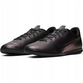 Nike Mercurial Vapor 13 Club Ic M AT7997-010 indoor shoes black black 5