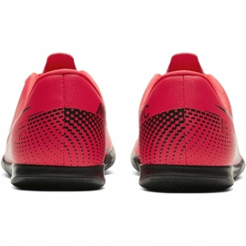 Nike Mercurial Vapor 13 Club Ic Jr AT8169-606 indoor shoes red red 7