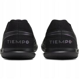 Nike Tiempo Legend 8 Club Ic M AT6110-010 indoor shoes black black 4