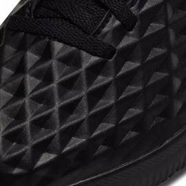 Nike Tiempo Legend 8 Club Ic M AT6110-010 indoor shoes black black 5