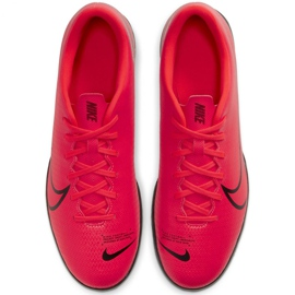 Nike Mercurial Vapor 13 Club Ic M AT7997-606 indoor shoes red red 1