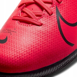 Nike Mercurial Vapor 13 Club Ic M AT7997-606 indoor shoes red red 3