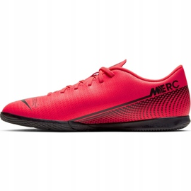 Nike Mercurial Vapor 13 Club Ic M AT7997-606 indoor shoes red red 4