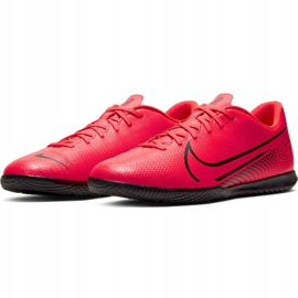 Nike Mercurial Vapor 13 Club Ic M AT7997-606 indoor shoes red red 5