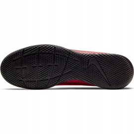 Nike Mercurial Vapor 13 Club Ic M AT7997-606 indoor shoes red red 6