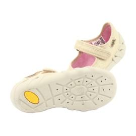 Befado children's shoes 109P152 yellow 7