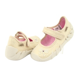 Befado children's shoes 109P152 yellow 6