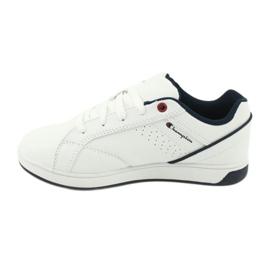 Champion Ace Court Tennis As Jr 168015-D10 shoes white navy 2