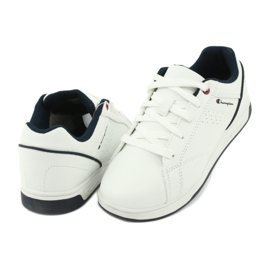 Champion Ace Court Tennis As Jr 168015-D10 shoes white navy 4