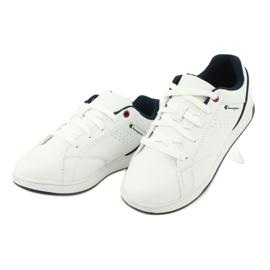 Champion Ace Court Tennis As Jr 168015-D10 shoes white navy 3