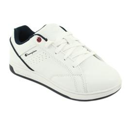 Champion Ace Court Tennis As Jr 168015-D10 shoes white navy 1