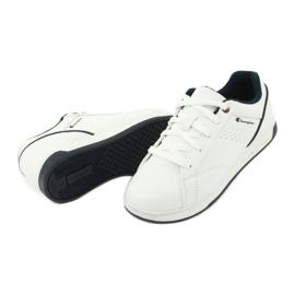 Champion Ace Court Tennis As Jr 168015-D10 shoes white navy 5