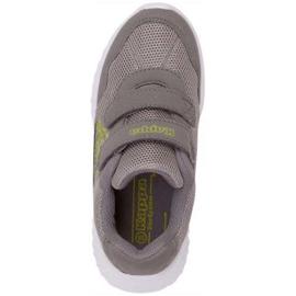 Kappa Cracker Ii K Jr 260647K 1633 shoes grey 2