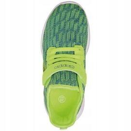 Kappa Gizeh Jr 260597K 3360 shoes green 2
