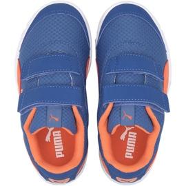 Shoes Puma Stepfleex 2 Mesh Ve V Ps Jr 192524 09 blue 1