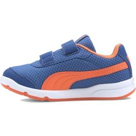 Shoes Puma Stepfleex 2 Mesh Ve V Ps Jr 192524 09 blue 2