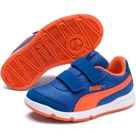 Shoes Puma Stepfleex 2 Mesh Ve V Ps Jr 192524 09 blue 3