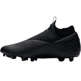 Nike Phantom Vsn 2 Club DF / MG M CD4159-010 football shoes black black 1