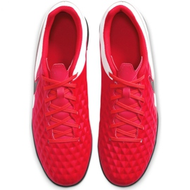 Nike Tiempo Legend 8 Club Tf M AT6109-606 football shoes red red 2