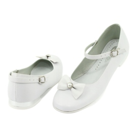 White Miko 806 ballerinas 2