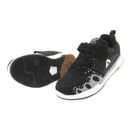 American club children's sports shoes BS03 black white 5